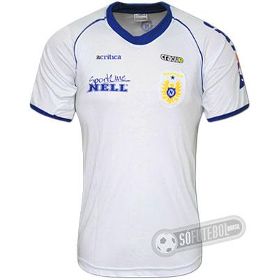 Camisa Nacional de Manaus - Modelo II