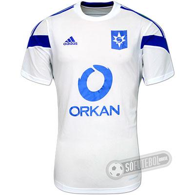 Camisa Stjarnan - Modelo II