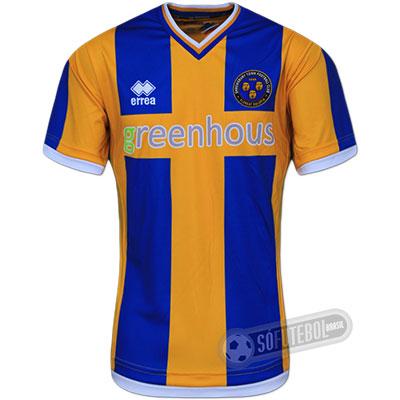 Camisa Shrewsbury Town - Modelo I