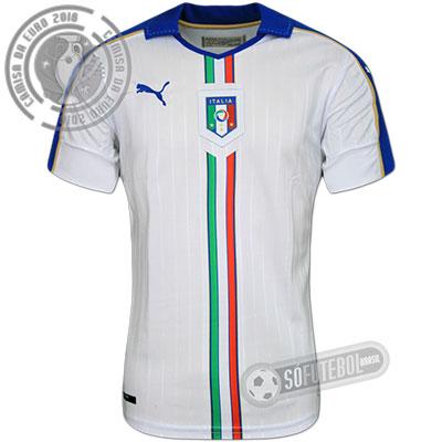 Camisa Itália - Modelo II