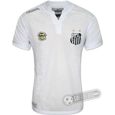Camisa Santos - Modelo I