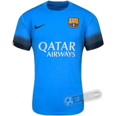 Camisa Barcelona - Modelo III
