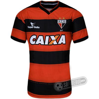 Camisa Atlético Goianiense - Modelo I