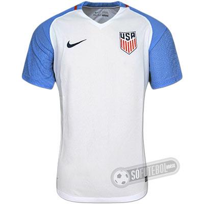 Camisa Estados Unidos - Modelo I