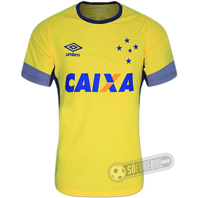 Camisa Cruzeiro - Treino