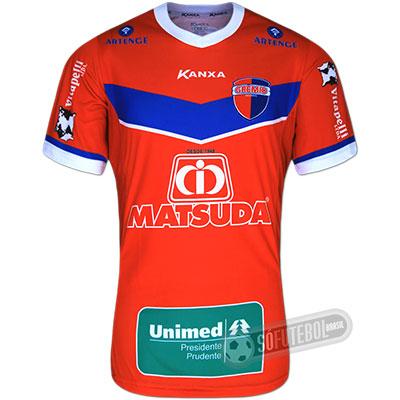 Camisa Grêmio Prudente - Modelo II