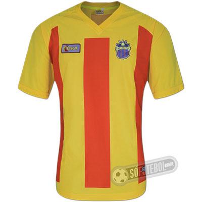 Camisa Barcelona Paulistano - Modelo II