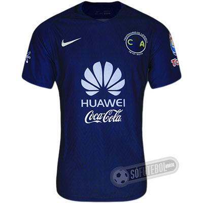 Camisa América do México - Goleiro (Centenário)