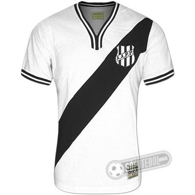 Camisa Ponte Preta 1977 - Modelo I