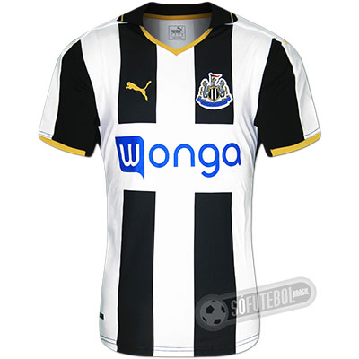 Camisa Newcastle - Modelo I