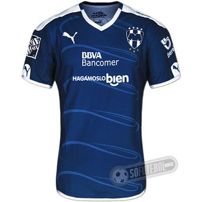 Camisa Monterrey - Modelo II