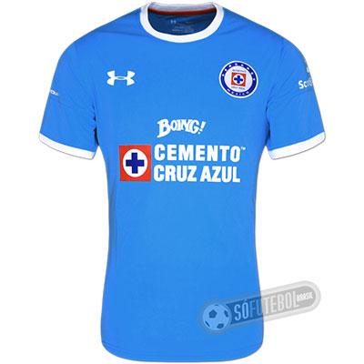 Camisa Cruz Azul - Modelo I