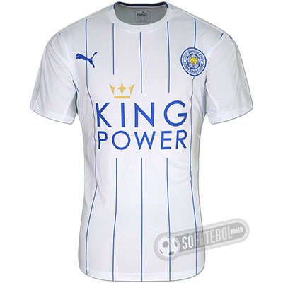Camisa Leicester City - Modelo III