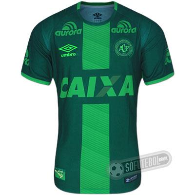 Camisa Chapecoense - Modelo III