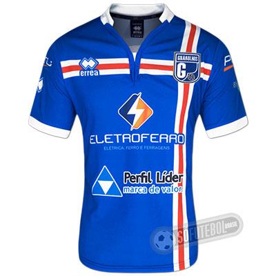Camisa Desportiva Guarulhos - Modelo I