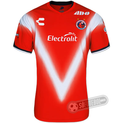 Camisa Tiburones Rojos - Modelo I
