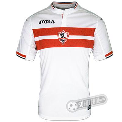 Camisa Zamalek Cairo - Modelo I