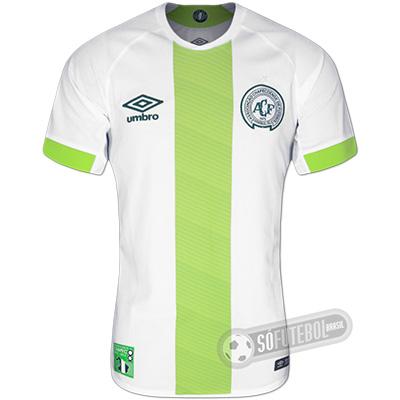 Camisa Chapecoense - Modelo II