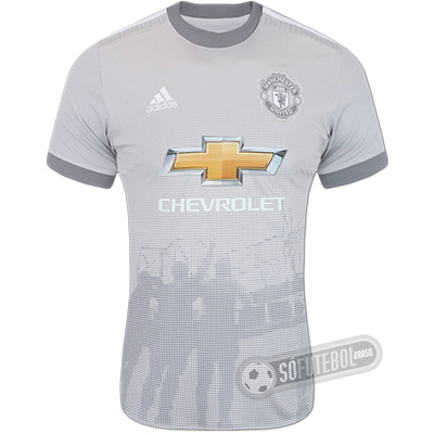 Camisa Manchester United - Modelo III