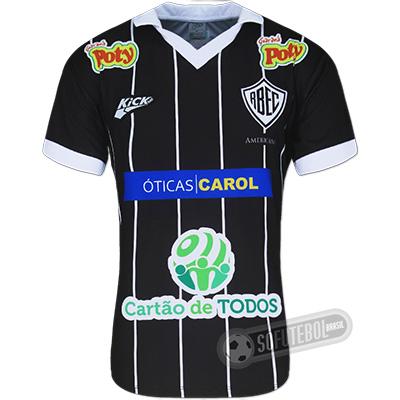 Camisa Rio Branco de Americana - Modelo II