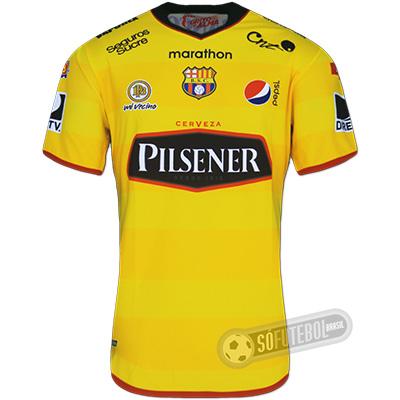 Camisa Barcelona de Guayaquil - Modelo I