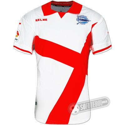 Camisa Deportivo Alavés - Modelo III