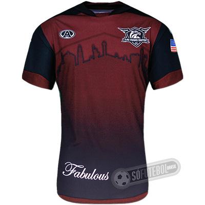 Camisa Las Vegas United - Modelo I