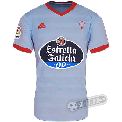 Camisa Celta de Vigo - Modelo I