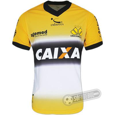 Camisa Criciúma - Modelo I