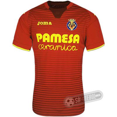 Camisa Villarreal - Modelo II
