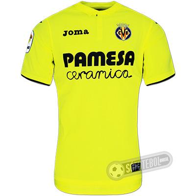 Camisa Villarreal - Modelo I