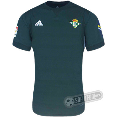 Camisa Real Betis - Modelo II