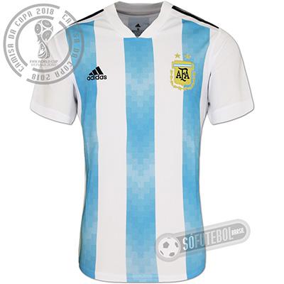 Camisa Argentina - Modelo I