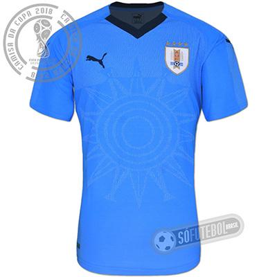 Camisa Uruguai - Modelo I