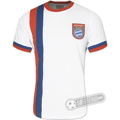 Camisa Bayern München 1974 - Modelo II