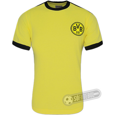 Camisa Borussia Dortmund 1989 - Modelo I