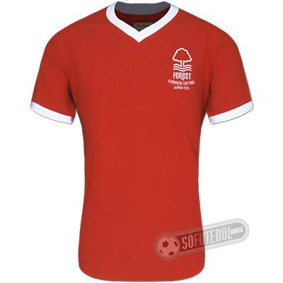 Camisa Nottingham Forest 1979 - Modelo I