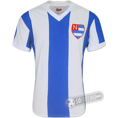 Camisa Nacional SP 1980 - Modelo I