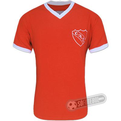 Camisa Independiente 1984 - Modelo I