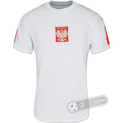 Camisa Polônia 1974 - Modelo I