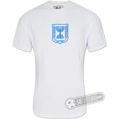 Camisa Israel 1970 - Modelo I