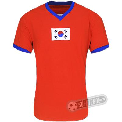 Camisa Coréia do Sul 1970 - Modelo I