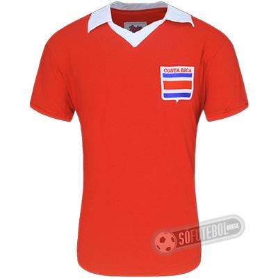 Camisa Costa Rica 1990 - Modelo I