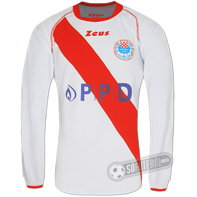 Camisa Hrvatski Športski - Modelo I