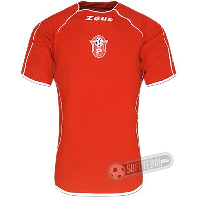 Camisa FK Rabotnički - Modelo I