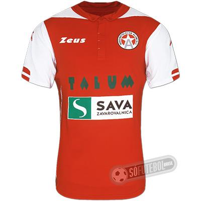 Camisa Aluminij Kidričevo - Modelo I