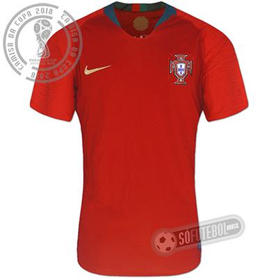 Camisa Portugal - Modelo I