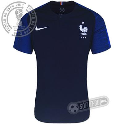 Camisa França - Modelo I