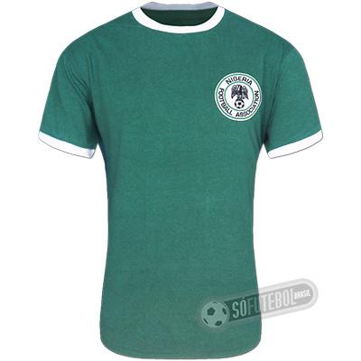 Camisa Nigéria 1976 - Modelo I