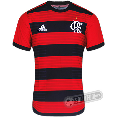Camisa Flamengo - Modelo I